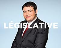 Charte graphique : d'une campagne législative