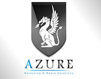 Azure Marketing & Media Solutions Logo