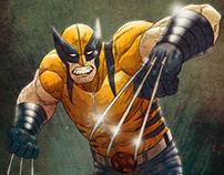 Wolverine Appreciation Drawings