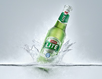 Castle Lite | Frozen Splash