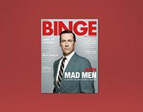 Binge TV Magazine