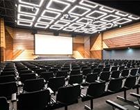 Interpred WTC - Hall Sofia – interior design