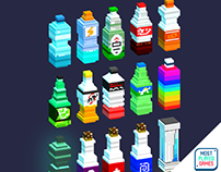 Flippy Bottle Extreme (iOS & Android)