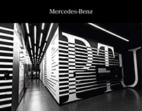 Mercedes-Benz Raumdesign