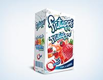 Frutappé. Identidad de producto