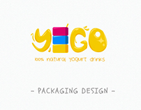 YOGO Packaging Design