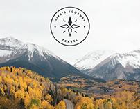 Life's Journey Travel Logo