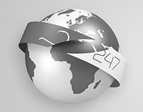 Logotype & Layout - fiske247.se