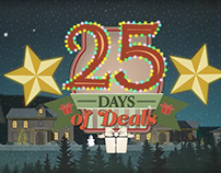 25 Days of Deals