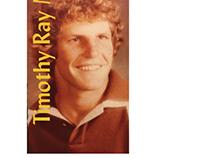 Timothy Mills Memory Book
