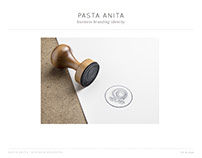 Pasta Anita | Business Branding