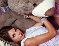Video Teaser and Photo shoot - Gabi and The Bear