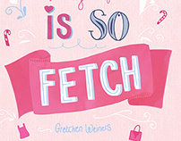 Hand lettering - Mean Girls quote