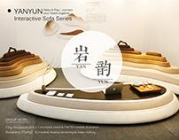 YANYUN Interactive Sofa Series