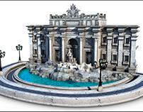 Buildings. Rome