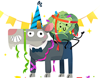 FRANK THE GOAT: LiveJournal 20th anniversary