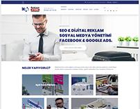 BC Ajans Web Tasarım - Web Design Advertising Agency
