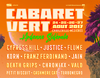 Cabaret Vert • 2017