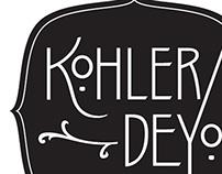 kohler/deyo logo