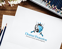 Distinct Protection Logo Design