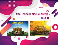 Real Estate Social Media 2019