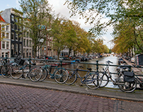 Three Hours In Amsterdam