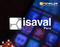 Isaval Perú | Redes Sociales
