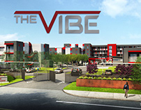 The Vibe Logo Design
