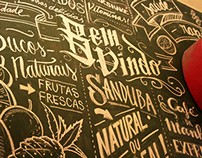 chalkwall • Madureira