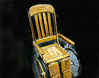 Haunted Chair
