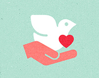 Icon set for The Swedish Heart-Lung Foundation