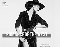 Romance of the West for Obvious Magazine