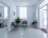 Dental office - Interior photography