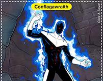 Conflagawraith Card