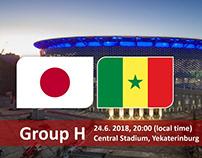 Soi kèo Nhật Bản vs Senegal ( Japan vs Senegal)