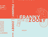 Franny & Zooey Book Cover Redesign