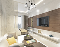 Interior of Armeria Residence Apartments