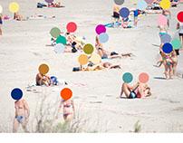 Happy Spots / FINE ART Collection 50x70 cm