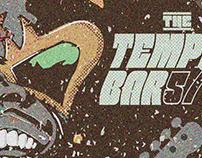 TEMPLE BAR 5/8