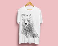 T-Shirt Design: BÄR-te ab