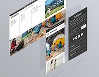 Toad&Co UX/UI E-commerce design