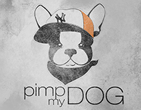 """Pimp my DOG"" Online store. E-commerce project."