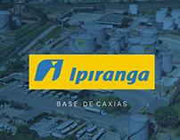 Projeto de Sinalização - Base de Caxias - Ipiranga