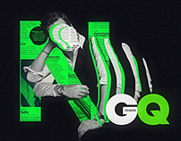 GQ Taiwan Ident 品牌動態識別
