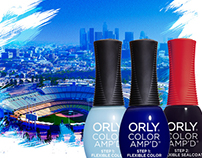 ORLY Color Amp'd