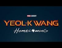 YEOLKWANG Homecoming party poster