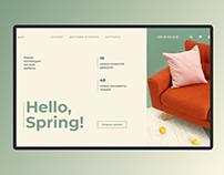 Furniture Online-store