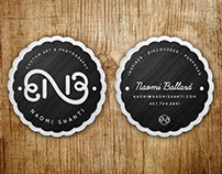 Naomi Shanti Custom Art & Photography Branding