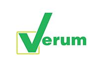 Verum Control, Isologo.