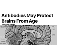 Antibodies May Protect Brains From Age